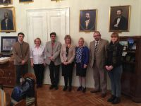 Delegation of Maribor Law Faculty...