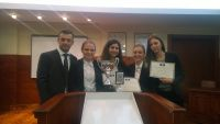 Zagreb Law team wins regional round...
