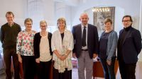 Zagreb Law delegation visits Lund and...